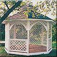 Беседка садовая для дома и для дачи