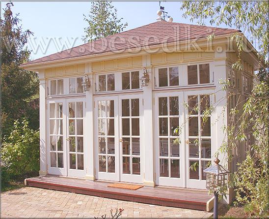 Беседка своими руками Веранда Зимний сад Терраса дом